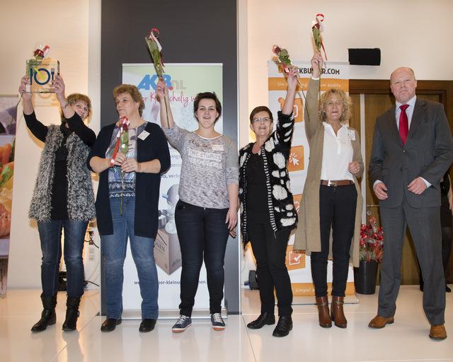 Interzorg Kornoeljehof wint Veiligvoedsel.nl Award