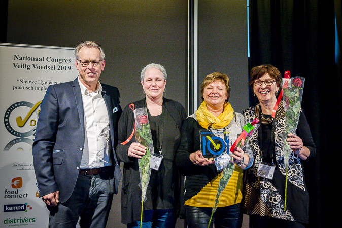 Beste Kleinschalig Wonen 2019 Interzorg Noord Nederland, De Hoprank, De Stiel te Peize