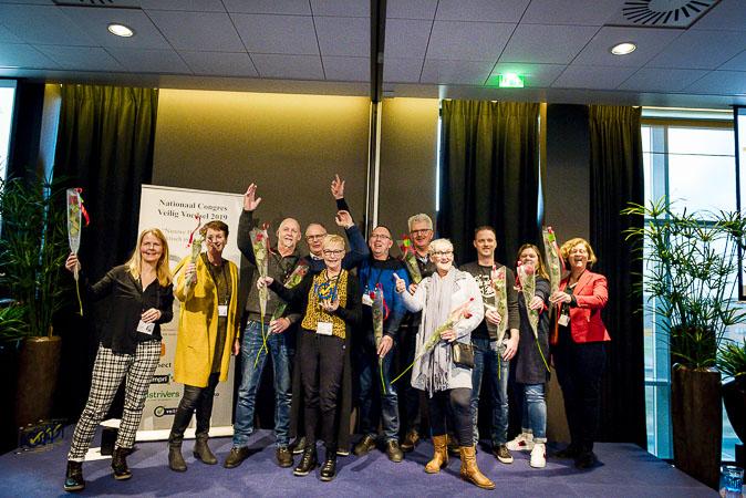 Beste Zorggroep 2019 Zorggroep Hof en Hiem, De Fryske Marren